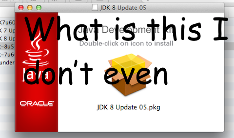 OS X: Extract JDK to folder, without running installer